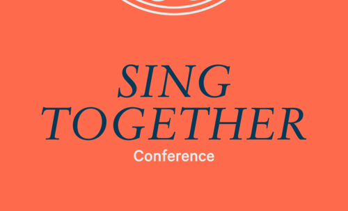 Sing Together Conference
