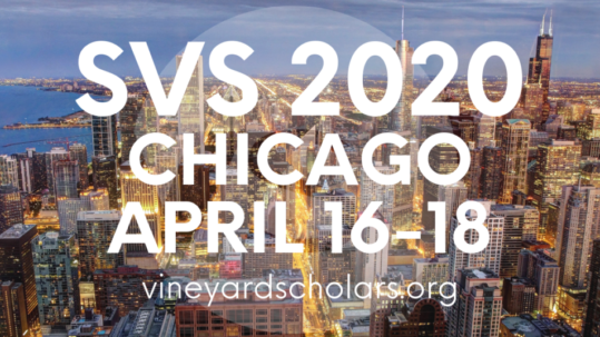 Society Of Vineyard Scholars Annual Conference