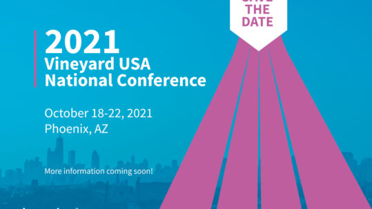 2021 National Conference | Save The Date