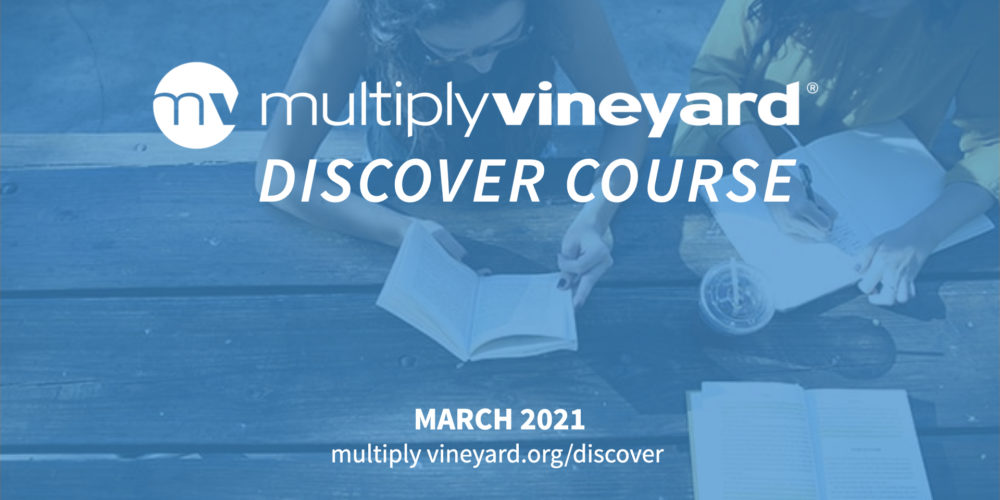 Multiply Vineyard Discover Course